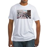 1924 Downtown Saint Paul Fitted T-Shirt