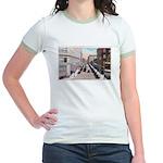 1924 Downtown Saint Paul Jr. Ringer T-Shirt