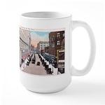 1924 Downtown Saint Paul Large Mug