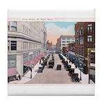 1924 Downtown Saint Paul Tile Coaster
