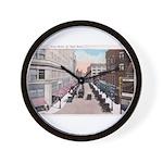 1924 Downtown Saint Paul Wall Clock