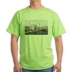 1906 Dellwood Club House Dock Green T-Shirt