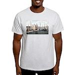 1906 Dellwood Club House Dock Light T-Shirt