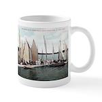 1906 Dellwood Club House Dock Mug