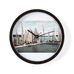 1906 Dellwood Club House Dock Wall Clock