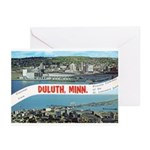 Greetings from Duluth Greeting Cards (Pk of 10)