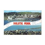 Greetings from Duluth Mini Poster Print