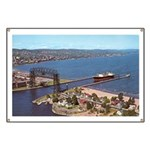 Duluth Harbor Banner