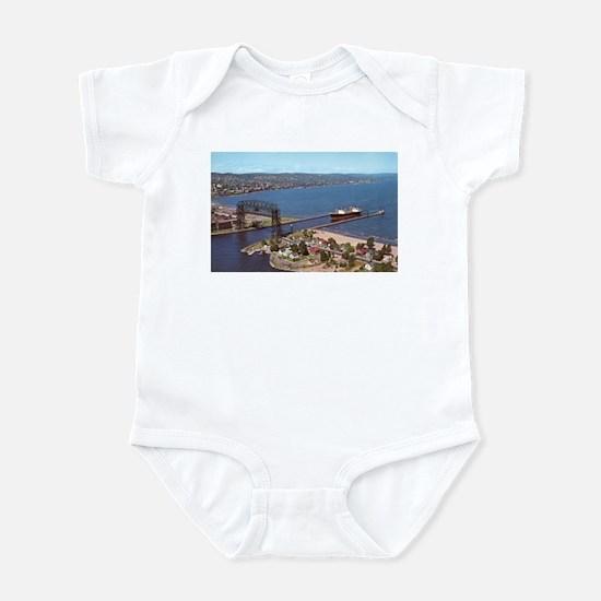Duluth Harbor Infant Bodysuit