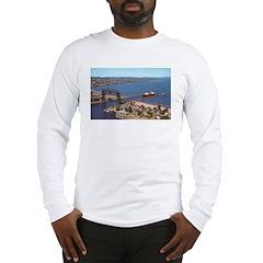 Duluth Harbor Long Sleeve T-Shirt