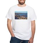 Duluth Harbor White T-Shirt