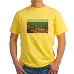 Duluth Harbor Yellow T-Shirt