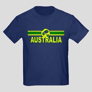 Australia Sv Design Kids Dark T-Shirt