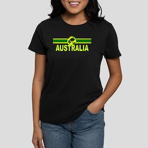 Australia Sv Design Women's Dark T-Shirt