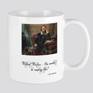Without Writers - You wouldn't be reading thi Mugs