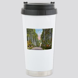 Echo Trail Stainless Steel Travel Mug