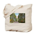 Echo Trail Tote Bag