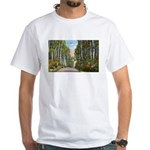 Echo Trail White T-Shirt