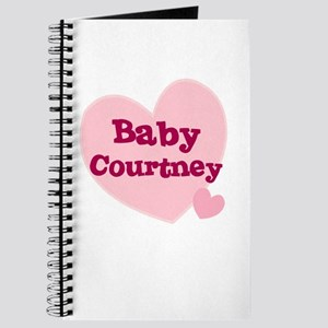 Baby Courtney Journal