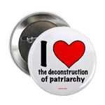 """Deconstruction of Patriarchy 2.25"""" Button"""