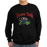 Scooter Trash Sweatshirt (dark)