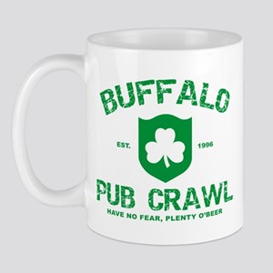 Buffalo Pub Crawl Mug