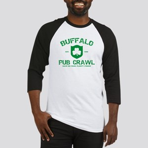 Buffalo Pub Crawl Baseball Jersey