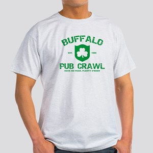 Buffalo Pub Crawl Light T-Shirt