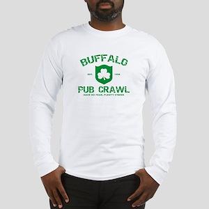 Buffalo Pub Crawl Long Sleeve T-Shirt
