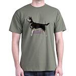 MCK Racing Siberians Emi Black T-Shirt