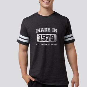 Made In 1979 All Original Parts Birthday G T-Shirt