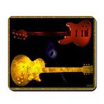 Golden Guitar Mousepad