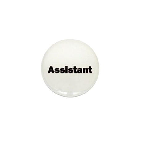 Assistant White Badge