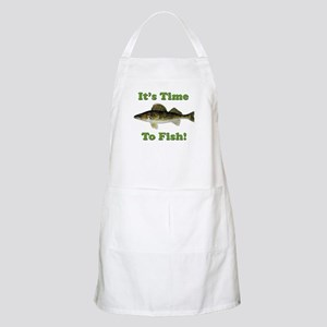 "Genuine Walleye ""It's Time to Fish"" BBQ"