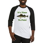 """Genuine Walleye """"It's Time to Fish"""" Base"""