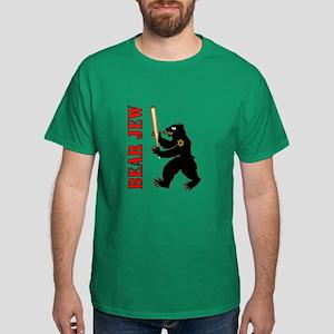 Bear Jew Inglorious Basterds Dark T-Shirt