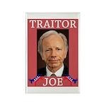 Traitor Joe Rectangle Magnet