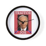 Traitor Joe Wall Clock