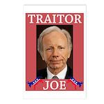 Traitor Joe Postcards (Package of 8)