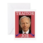 Traitor Joe Greeting Cards (Pk of 10)