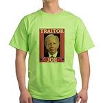 Traitor Joe Green T-Shirt