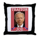 Traitor Joe Throw Pillow