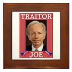 Traitor Joe Framed Tile