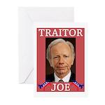 Traitor Joe Greeting Cards (Pk of 20)