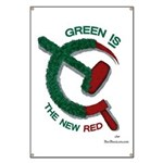 Green is the New Red Banner