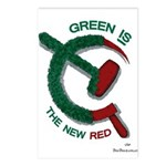 Green is the New Red Postcards (Package of 8)