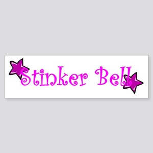 Stinker Bell Bumper Sticker