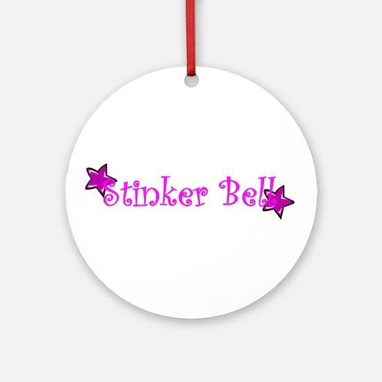 Stinker Bell Ornament (Round)