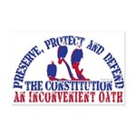 Defend the Constitution Mini Poster Print