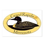 Grand Rapids Loon Postcards (Package of 8)